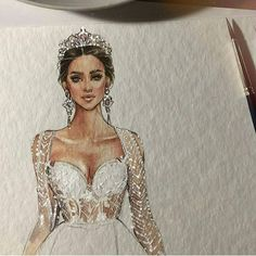 Best Picture For fashion sketches body For Your Taste You are looking for something, and it is going Dress Design Drawing, Dress Design Sketches, Fashion Design Sketchbook, Fashion Design Drawings, Fashion Sketches, Wedding Dress Drawings, Wedding Dress Illustrations, Wedding Illustration, Fashion Drawing Dresses