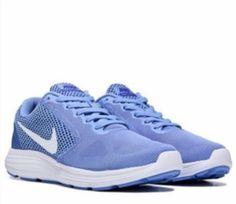 59.99$  Buy here - http://vitut.justgood.pw/vig/item.php?t=vlad1xy18675 - Nike Women's Revolution 3 Size 8.5 Running Shoe Blue/White 59.99$