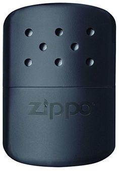 Zippo Black Hand Warmer Zippo
