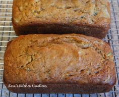 Pear Zuccini Bread #recipe