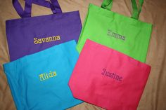 Loot bags for Birthday Parties
