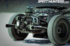 INTERVIEW>> DREW STRUNK ON THE KDF MANGLER - Speedhunters