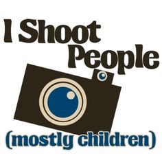 I Shoot People mostly children photography
