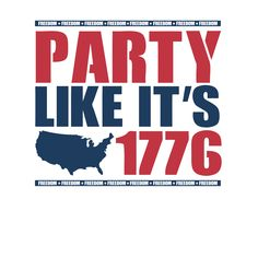 1776 is the greatest year in American history, the year America became America. In this tank top, party like it's 1776 when freedom started dominating the American spirit. Wear the American Dream with