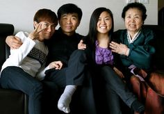 Whitney an adoptee traveled back to South Korea and met her birth famiy. She is now married to an adoptee.