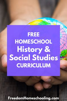 Freedom Homeschooling | Free Homeschool History & Social Studies Curriculum Social Studies Curriculum, Social Studies Notebook, Social Studies Activities, Teaching Social Studies, Teaching History, Homeschool Curriculum, Homeschooling Resources, History Education, Government Lessons