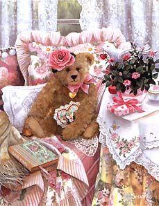 Miss Bear; Susan Rios Fine Art