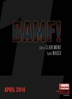 BAMF! – New Marvel Teaser Poster