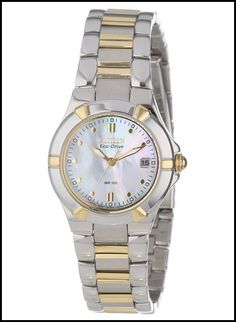 CITIZEN EW1534-57D ECO-DRIVE RIVA WOMEN'S WATCH