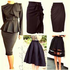 Black attire..  on Wahali Jo Bottomless Fashion. ..