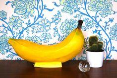 Oeh Banana! Midcentury bananalamp