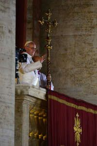 Pope Francis elected March 13, 2013 |Pinned from PinTo for iPad|