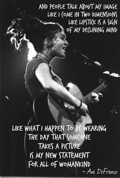 Little Plastic Castle - Ani DiFranco  -- I LOVE THIS SONG, top to bottom to catchy chorus