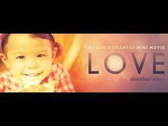 Valentine's Day Mini Movie: 1 Corinthians 13 Valentine's Day Mini Movie For Church - YouTube