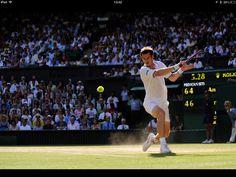 Andy Murray - Wimbledon 2013