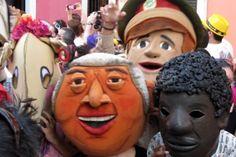 San Sebastian Street Festival (Fiestas de la Calle San Sebastián) in Old San Juan, Puerto Rico