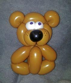 My Daily Balloon: 25th February - Little Bear