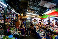 ChatuchakWeekend Market -Bangkok, Thailand
