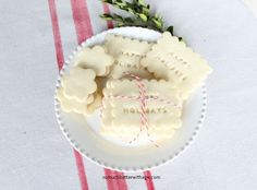 This is the easiest shortbread cookie recipe you'll ever use!