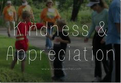 kindness and appreciation, volunteer, learning the art of giving back