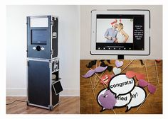 WEDDING WEDNESDAY: THE PHOTO BOOTH, OH SNAP SMILE