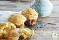 Mleczne muffiny z białą czekoladą, 1 Truffles, Fudge, Sweet Recipes, Rolls, Chocolate, Breakfast, Cake, Food, Morning Coffee