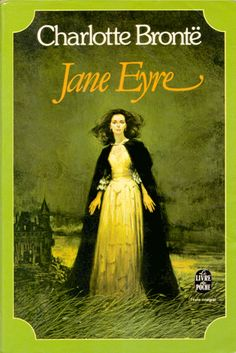 Jane Eyre paperback cover - 1978.  One of my favourite books of all time.