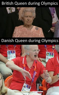 Queen Margerethe II Is The Best