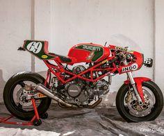 Bike Builder, Ducati Monster, Motorcycle, Vehicles, Instagram, Motorcycles, Cars, Motorbikes, Vehicle