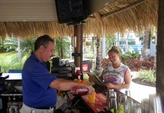 TGIF! What can we make for you at the Lava Tiki Bar & Grille? #Happyhour #recipes #spring #menu #CPHwood