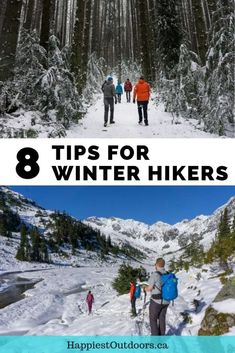 9 Tips for Winter Hiking (You Don't Have to Freeze!)   Happiest Outdoors