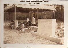 Mabel Holt's Funeral- Apr. 23, 1941 -6