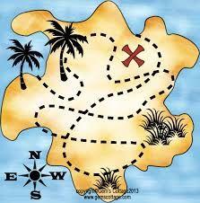 pirate treasure map - Google Search
