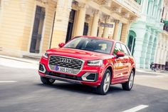 The Audi crossover brings style, class and big-car features to the small crossover class, but at a cost Auto Motor Sport, Audi Cars, Cuba, Classic Cars, Automobile, Vehicles, Pictures, Passion, Photos