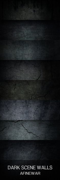 Dark City Walls by *AFineWar on deviantART