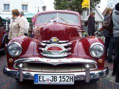 Alle Größen   1952 Opel Kapitän EL JB 152 H Lingen 03.07.2011 Bernd Rosemeyer ADAC Oldtimerausfahrt (134)   Flickr - Fotosharing!