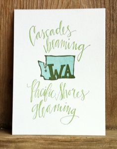 Really cute idea, but I am not crazy about the colors or the font. Kinda hard to read