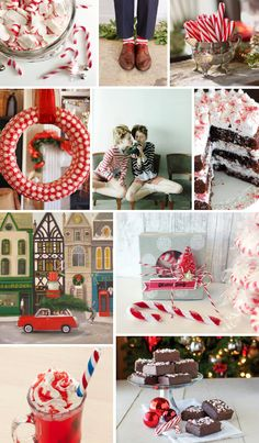 Mood Board Monday: Peppermint http://blog.hgtv.com/design/2014/12/22/mood-board-monday-peppermint/  Young House Love  http://idealshedplans.com/storage-shed/