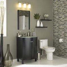 """gray Bathroom"" Design, Pictures, Remodel, Decor and Ideas - page 2"