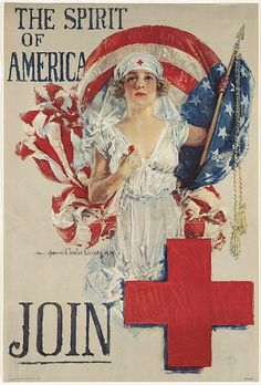 It's About Time: Lady Liberty in 20C World War I Posters
