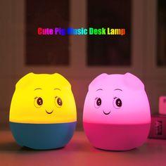 USB charging portable cartoon cute pig night light wireless bluetooth mini stereo speaker child bedroom bedside table LED lamp //Price: $16614.95 & FREE Shipping //     #hashtag3 Cute Pigs, Stereo Speakers, Led Lamp, Bedside, Kids Bedroom, Night Light, Bluetooth, Usb, Cartoon