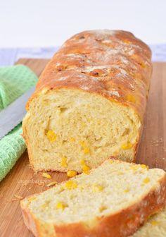 cornbread - maïsbrood - Laura's Bakery