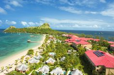 Sandals Grande St. Lucian Spa & Beach Resort (Adults Only) --  St. Lucia, Caribbean