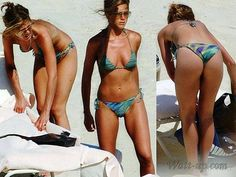 25 Times Jennifer Aniston Showed Off More Than She Should Have