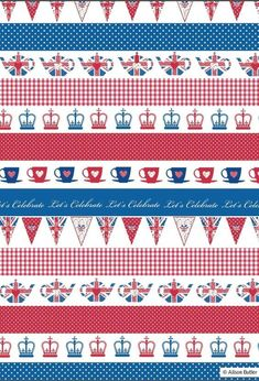 Freebie Friday: Royal Wedding Viewing Party Free Printables - The Party Teacher Royal Tea Parties, Royal Party, Union Jack, Ours Paddington, British Party, Queen 90th Birthday, London Party, Paper Chains, Paper Book