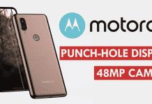 Meet The First Motorola Smartphone With Punch-Hole Display, 48MP Camera
