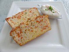 Cake extra moelleux et léger aux miettes de surimi - Préparation etape 5