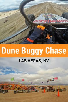 This high-speed dune buggy chase outside the #LasVegas strip is a can't miss next time you are in #Nevada!