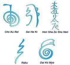 Reiki symbolen. Dit artikel bespreekt de vijf belangrijkste Reiki symbolen: Cho Ku Rei, Se he ki, Hon Sha Ze Sho Nen, Raku en Dal Ko Myo. Wat zijn Reiki symbolen? Reiki symbolen zijn de symbolen waarmee je wordt ingewijd bij Reiki. Je kan met deze symbolen gaan werken vanaf level II in Reiki...