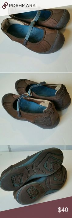 Jambu J-41 Mary Jane Sport Shoes Cute and confused with memory foam sole. Excellent condition. Adventure on! Jambu Shoes Flats & Loafers